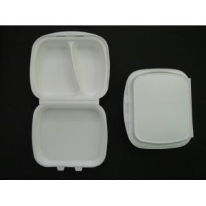 Menu box obiadowy dwudzielny 900 ml – 10 szt.