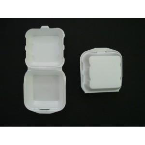 Menu box hamburger duży / frytki 450 ml – 10 szt.