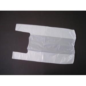 Reklamówka 25x45 cm biała - 150 szt.  10 MIK