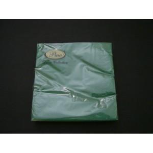 Serwetka dekoracyjna Zielona 33x33 cm – 20 szt.
