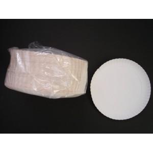 Talerz papierowy 26 cm – 100 szt.