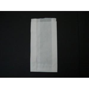 Torba biała fałdowana 1 kg – 1000 szt.