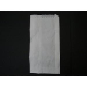 Torba biała fałdowana 2 kg – 600 szt.