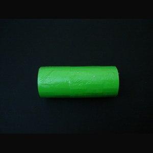 Taśma pojedyncza prosta kolor zielony 21.5x12 mm – 5 szt.