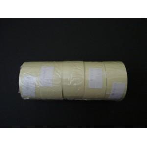 Taśma podwójna prosta biała 26x16 mm – 5 szt.