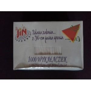 Wykałaczki higieniczne - 1000 szt.