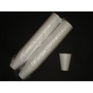 Kubek styropianowy 250 ml cafe – 50 szt.