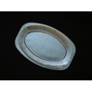Patera aluminiowa średnia 29x42 cm  – 10 szt.