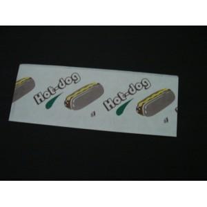 Opakowanie hot dog 8x21 cm – 200 szt.