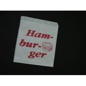 Opakowanie hamburger duży 15x18 cm – 200 szt.