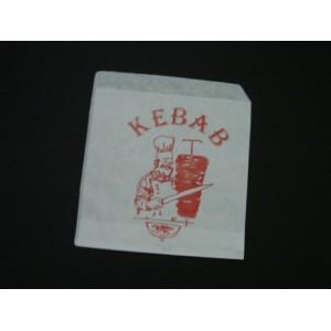 Opakowanie kebab duży 15x18 cm – 250 szt.