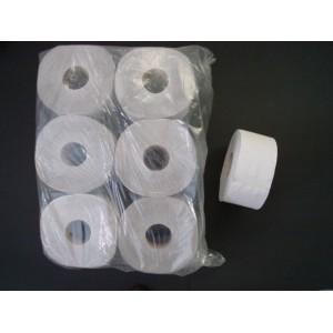 Papier toaletowy szary makulatura ᴓ 19 – 12 szt.